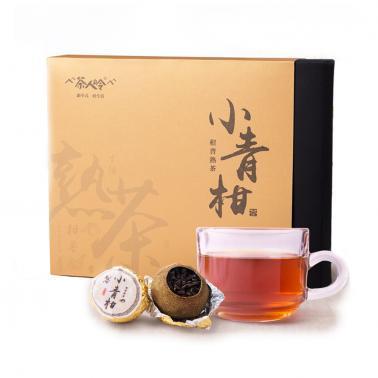 茶人岭 小青柑 柑普茶臻享礼盒(调味茶)120克