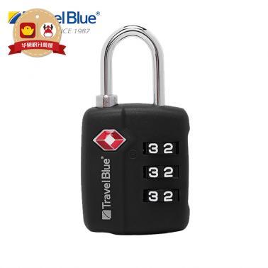 蓝旅(TravelBlue)036 TSA Lock三码锁
