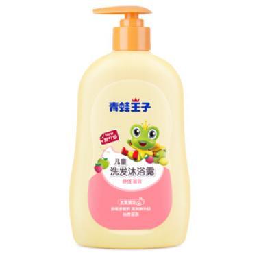 青蛙王子 儿童洗发沐浴露(水果精华) 480ml