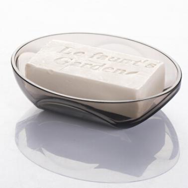 茶花思迈普简约皂盒 250001颜色随机