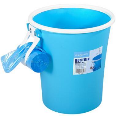 茶花夹袋垃圾桶 1520颜色随机