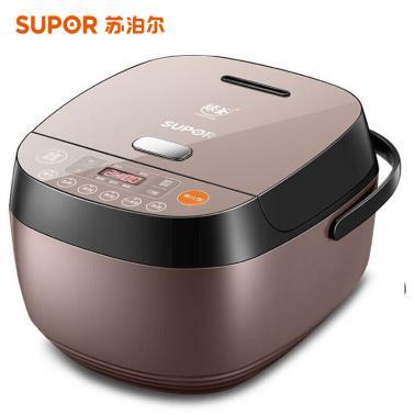 苏泊尔IH电饭煲CFXB50HC35咖啡色