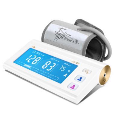 乐心(Lifesense)家用上臂式智能电子血压计 WiFi传输数据 微信互联 远程血压仪 WIFI版i5S