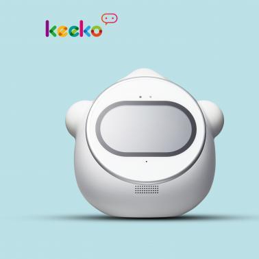 智童keeko小水滴机器人