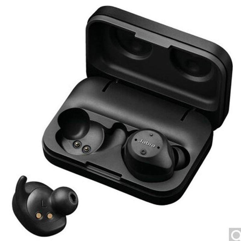 捷波朗(Jabra) ELITE Sport 臻跃 智能心率防水无线运动蓝牙耳机