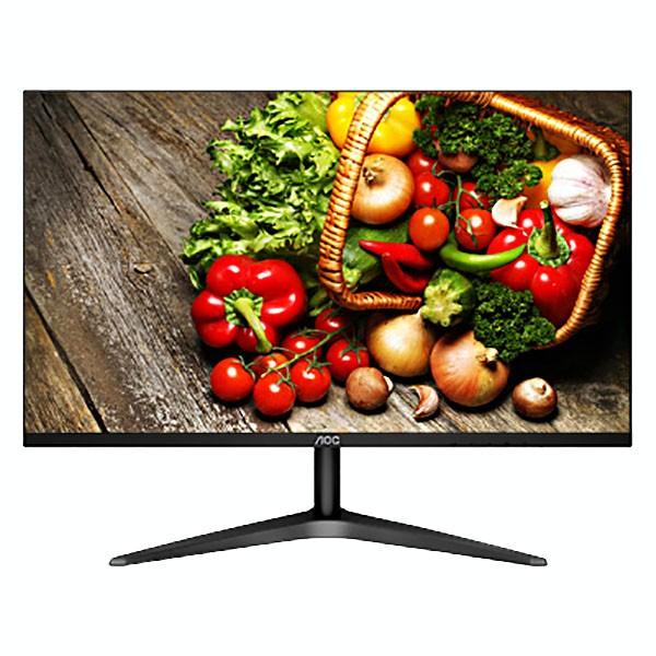 冠捷(AOC) 新款IPS   24B1XH 带HDMI接口 23.8寸无边框液晶显示器