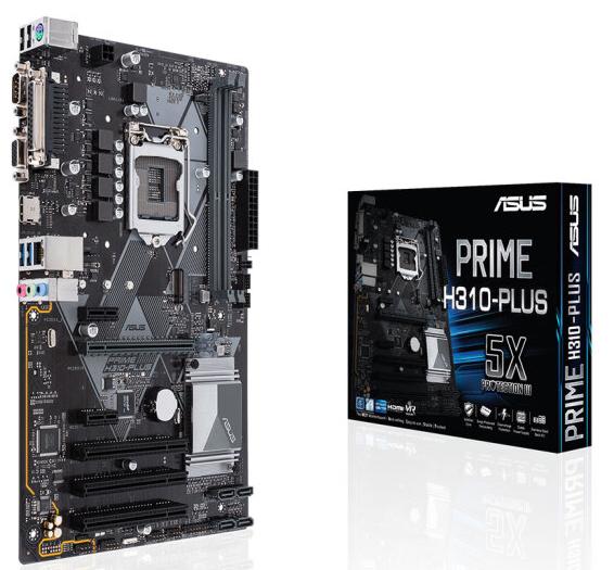 华硕(ASUS)PRIME H310-PLUS