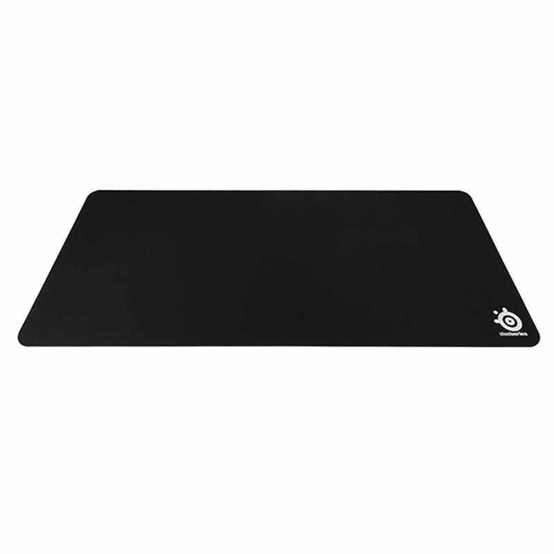 赛睿(steelseries) QcK+ 加长版超大鼠标垫键盘垫 电脑桌面桌垫