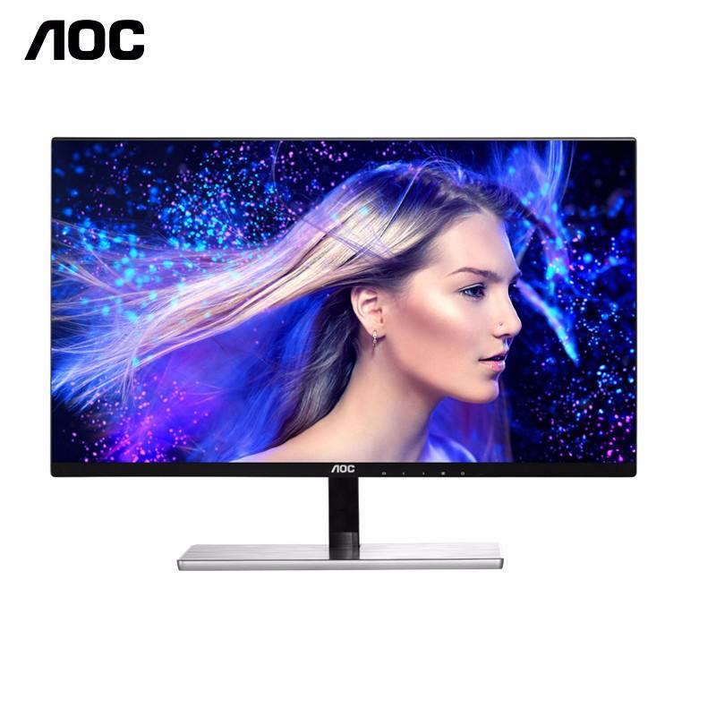 冠捷(AOC) I2279VW 21.5英寸IPS广视角窄边框不闪屏液晶显示器 黑色
